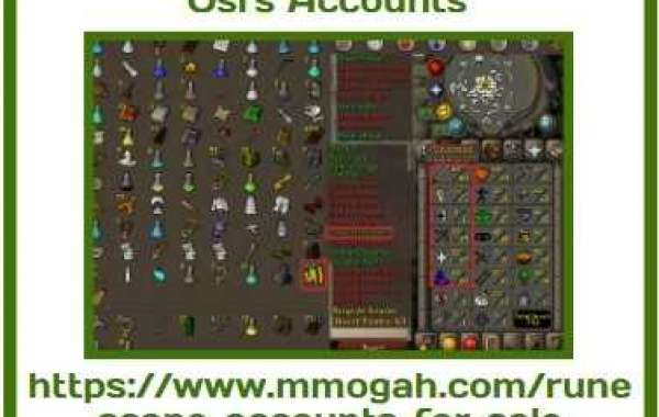 No Worries At All While Using Osrs Accounts