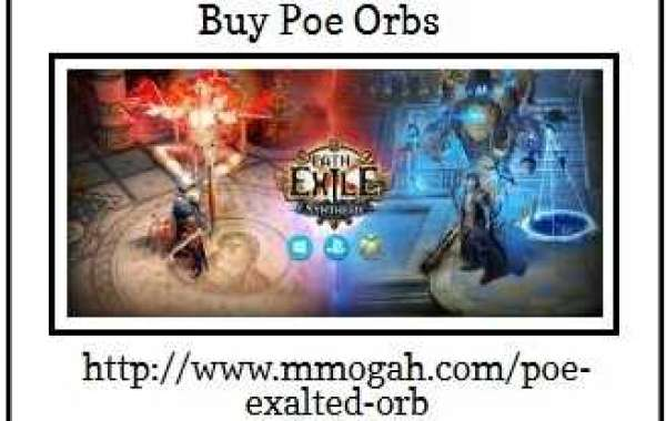 New Things About Buy Poe Orbs That Nobody Is Talking About